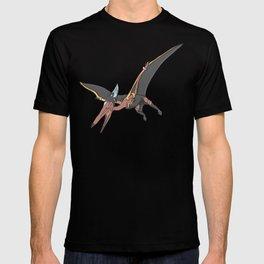 Pteranostorm - Superhero Dinosaurs Series T-shirt
