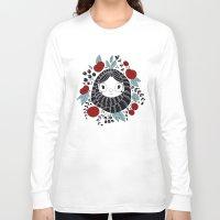 carpe diem Long Sleeve T-shirts featuring Carpe diem by martuka