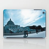 dc iPad Cases featuring DC by Nick Duarte
