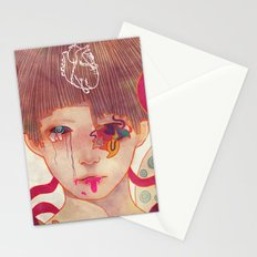 Who Are The Living Who Are The Dead Stationery Cards