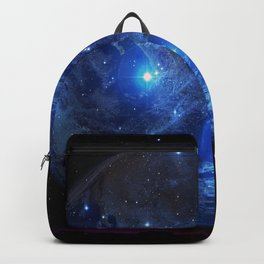 Blue Moon. Backpack