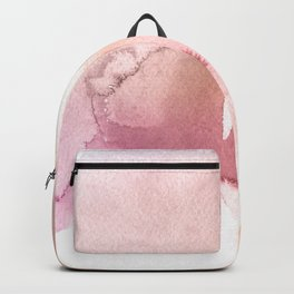 Color me Pink Water Color Backpack