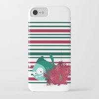 hunting iPhone & iPod Cases featuring hunting by Alapapaju