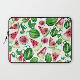 Wild watermelon Laptop Sleeve