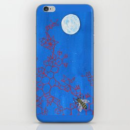 What the Bee Knows iPhone Skin