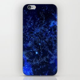 Celestial Blues iPhone Skin