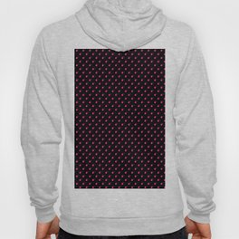 BLACK & HOT PINK BOMB DIGGITYS ALL OVER SMALL Hoody