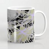 geode Mugs featuring Geode 7 by michiko_design