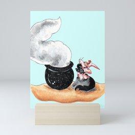 Clambaking in Salem Mini Art Print