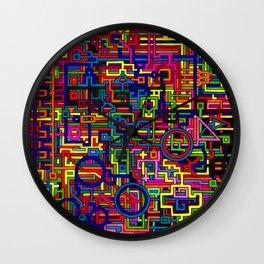 #256 Wall Clock