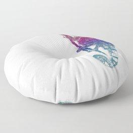 chameleon2 Floor Pillow