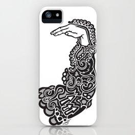 Doodle Sleeve iPhone Case