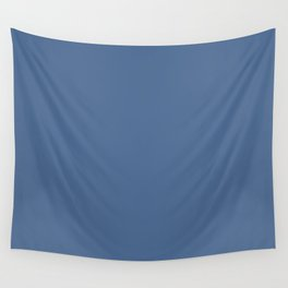 Simply Aegean Blue Wall Tapestry