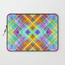 Colorful digital art splashing G71 Laptop Sleeve