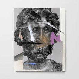 Composition 730 Metal Print