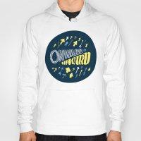 onward Hoodies featuring Onward by J. Zachary Keenan