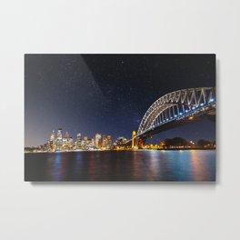 Sydney Stars Metal Print