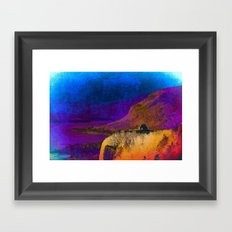 VISTA HOUSE Framed Art Print