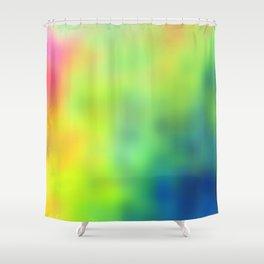 Tye Dye Shower Curtain