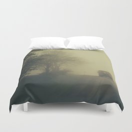 Indiana Country Mornings Duvet Cover