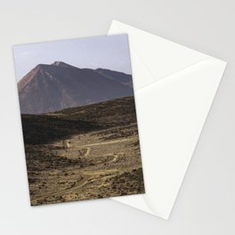 Lonely Mountain, Winding Road Stationery Cards