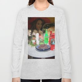 Witch Green Room Long Sleeve T-shirt