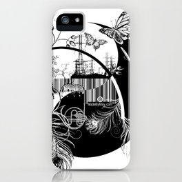 counterbalance iPhone Case