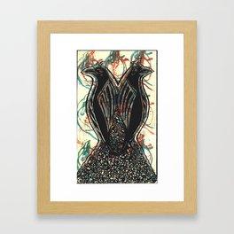 Brother Bird Framed Art Print