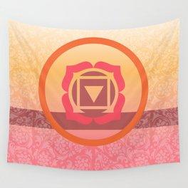 Muladhara  - the root Wall Tapestry
