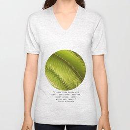 Lemon Grass Unisex V-Neck