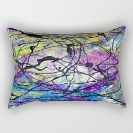 Pastel Amnesia  Rectangular Pillow