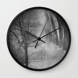 Lost soul Wall Clock