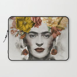FRIDA FLOWERS Laptop Sleeve