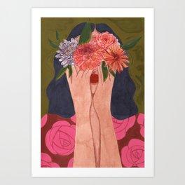 This Feeling of Mine Art Print