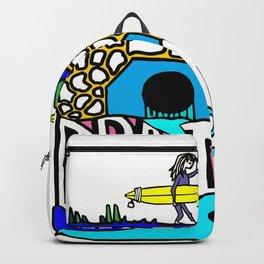 Drainos Backpack
