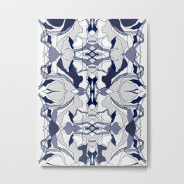 MEXICAN TALAVERA Metal Print