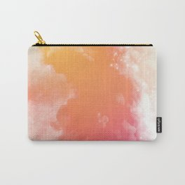 Warm Clouds Carry-All Pouch