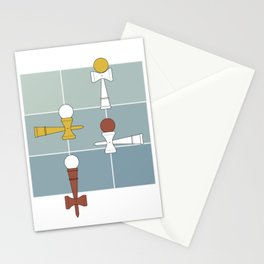 Kendama / passion obsession 1.2 Stationery Cards