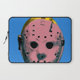 Warhol Jason Vorhees Laptop Sleeve