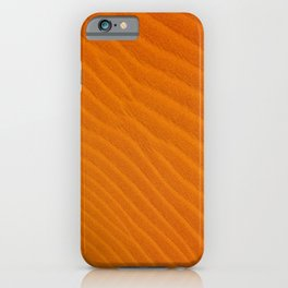 NAMIBIA ... sand waves iPhone Case