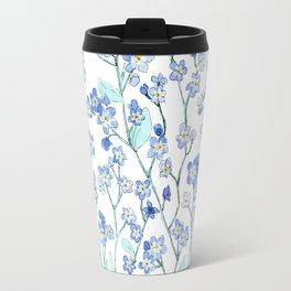 forget-me-not Travel Mug
