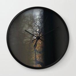 Trees #8 Wall Clock