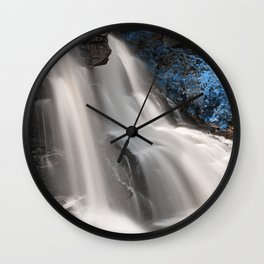 Blackwater Falls - Winter Sphinx Wall Clock