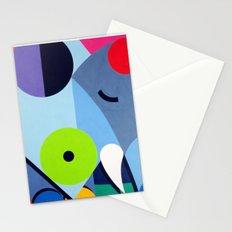 Elephant - Paint Stationery Cards