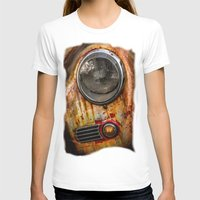 porsche T-shirts featuring Rusty old Porsche by Eduard Leasa Photography