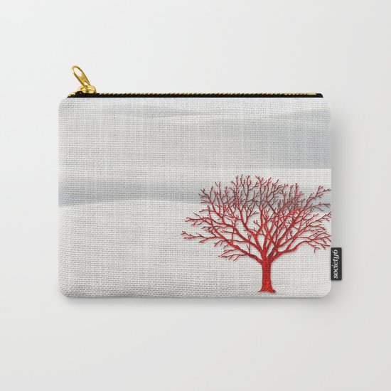 Coral Tree Fantasy 2 Carry-All Pouch