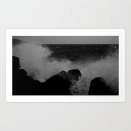 sea02 Art Print