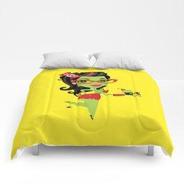 Bettie Bakes a Doomcake Comforters