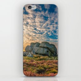 Sunset by Hitching Stone iPhone Skin