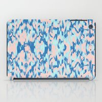 watercolour iPad Cases featuring Watercolour by requetetrend